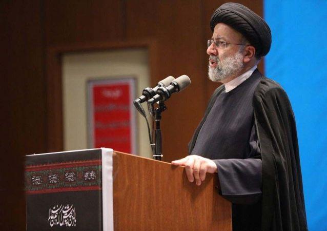 ابراهیم رئیسی، رئیس جمهور ایران