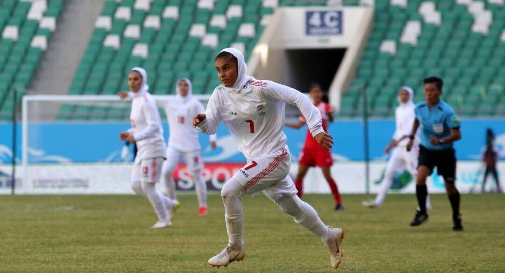 صعود تاریخی بانوان فوتبالیست ایرانی به جام ملتهای آسیا