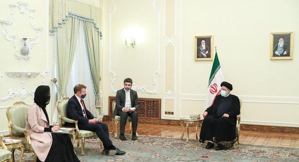 رئیسی خطاب به سفیر انگلیس: ایران زیر بار زورگویی هیچ کشوری نمیرود