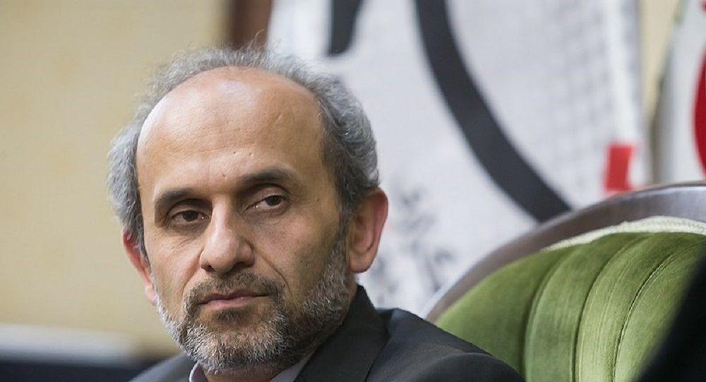 پیمان جبلی رئیس سازمان صدا و سیما
