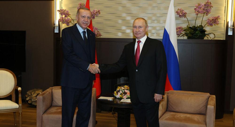 پوتین دیدار با اردوغان را با  محتوا خواند