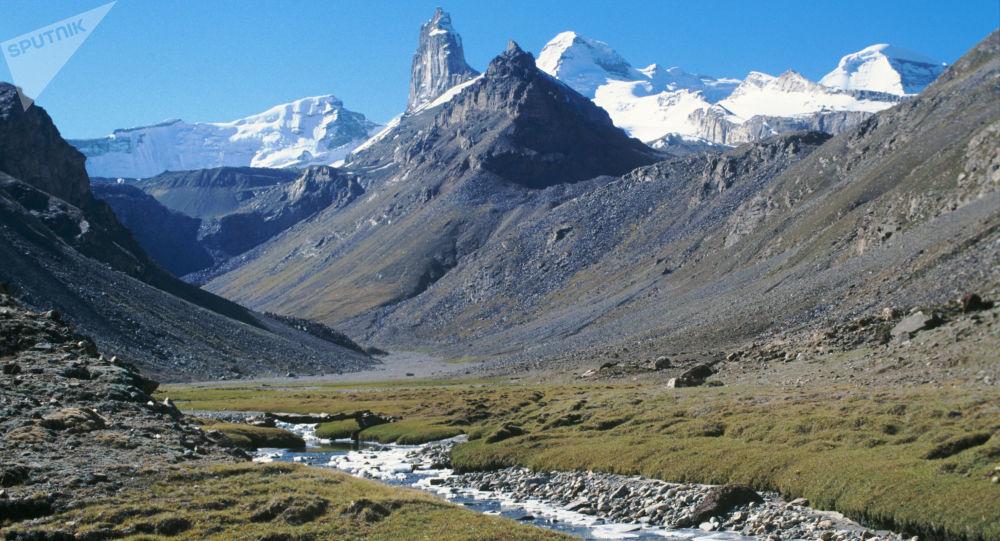 رزمایش ارتش روسیه در کوه های تاجیکستان