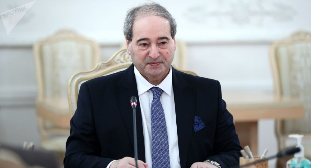 وزیر خارجه سوریه از تغییر کامل فضای سیاسی جهان در قبال کشورش خبر داد