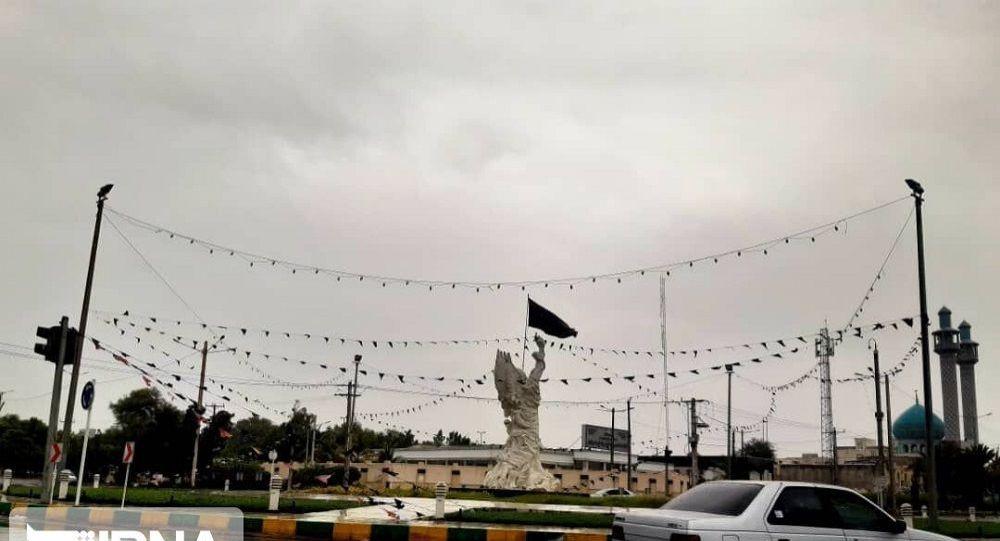 تازهترین اخبار طوفان شاهین در جنوب ایران