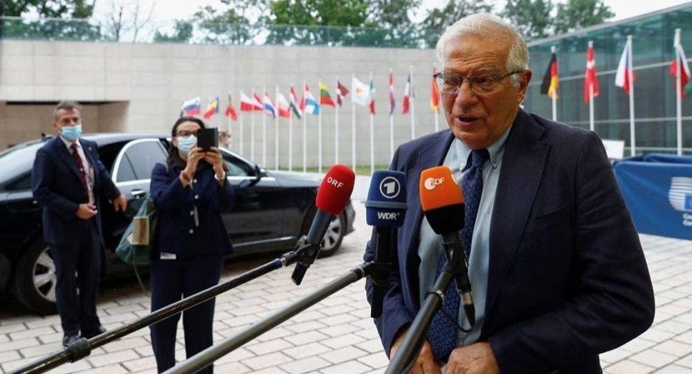 جوسپ بورل، مسئول سیاست خارجی اتحادیه اروپا