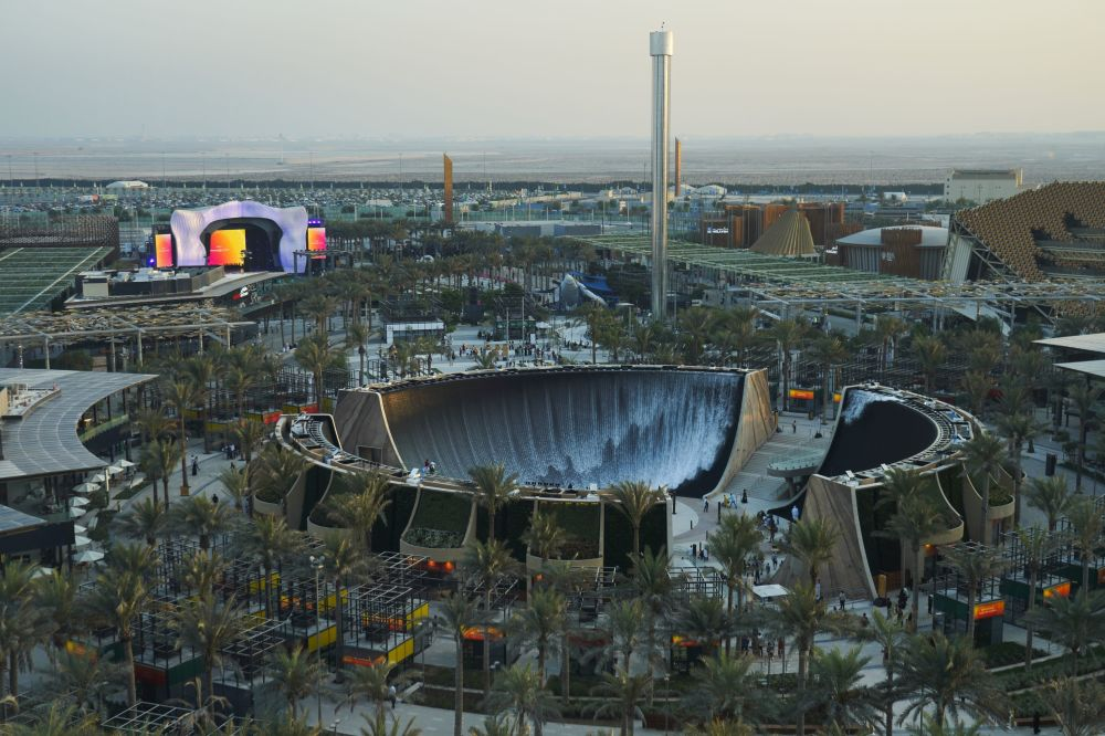 فرایند نمایشگاه « اکسپو - 2020 » در دبی