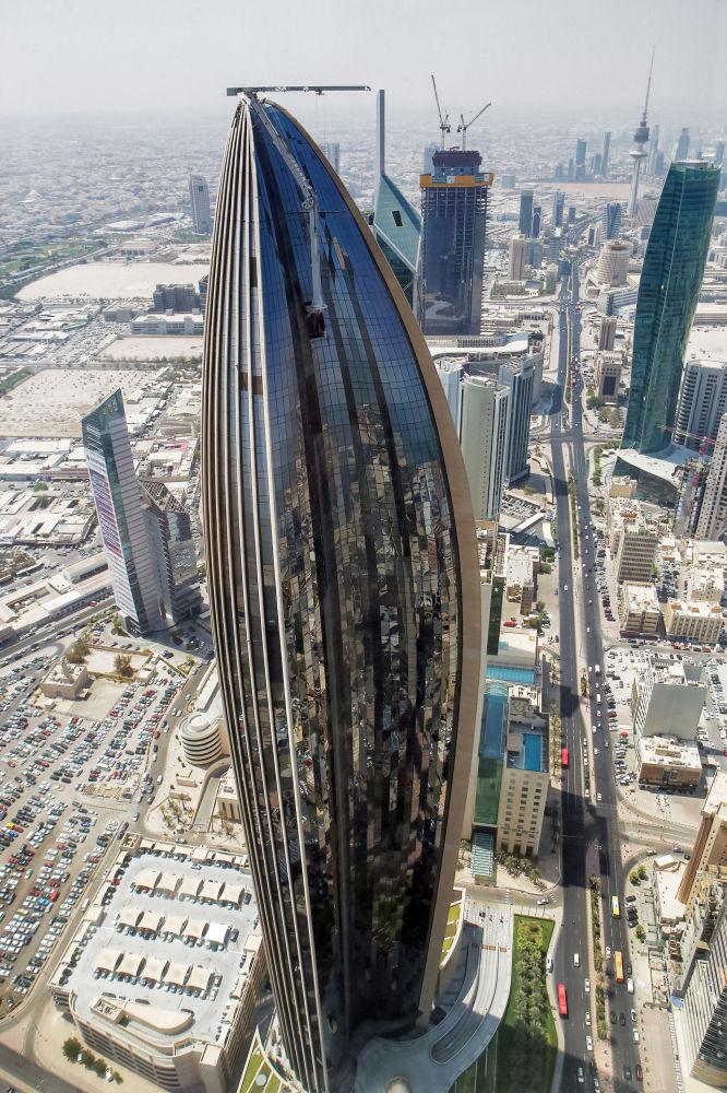 برج الحمراء در کویت