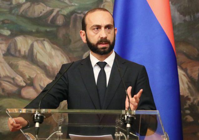 امیدواری ارمنستان به امضاء موافقت نامه کریدور خلیج فارس – دریای سیاه با ایران