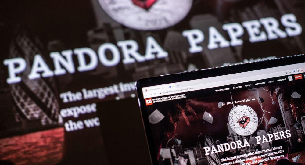 پاندورا مالکان مخفی در بریتانیا را افشا کرد