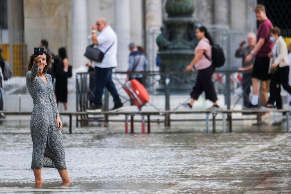 میدان سنت مارکو در ونیز