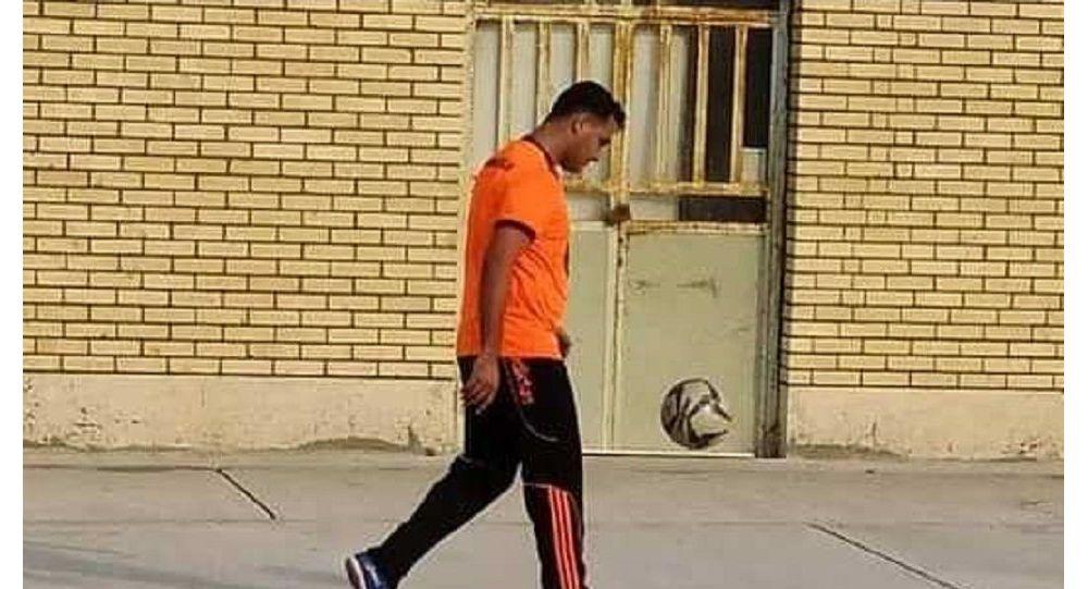 جوان ایرانی جایگزین ورزشکار انگلیسی در گینس
