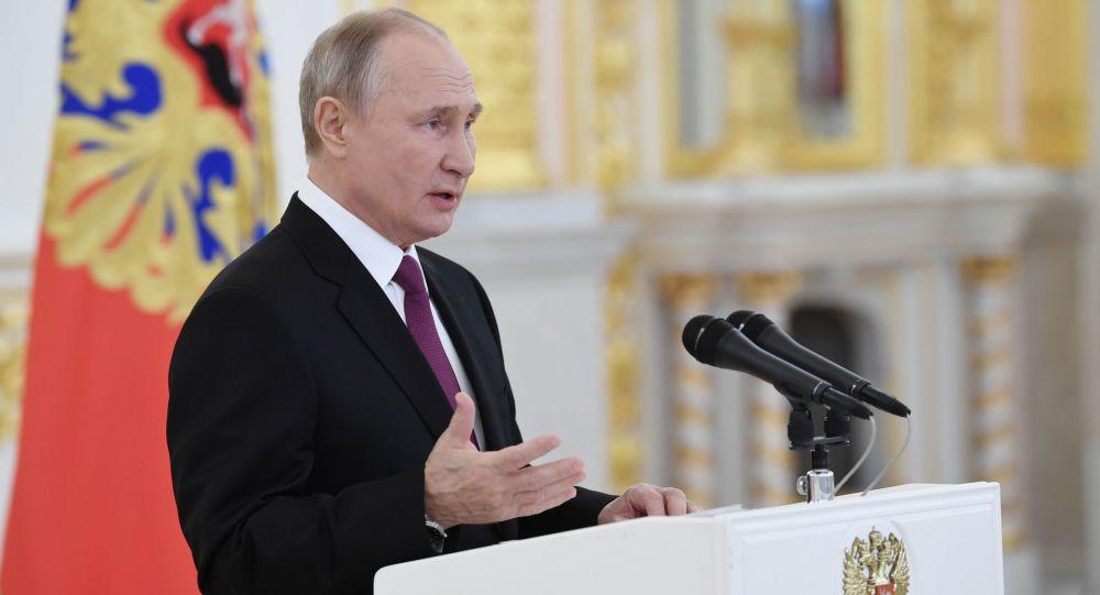 کاهش قیمت گاز جهان پس از اظهارات اخیر پوتین
