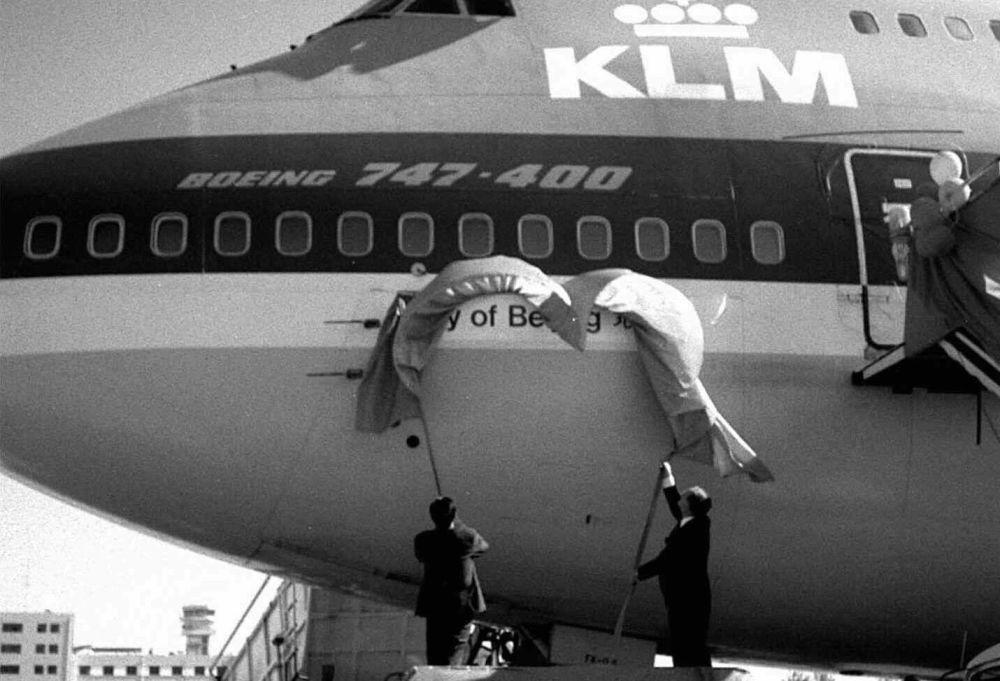 شرکت هواپیمایی « ک.ال.ام» قدیمی ترین شرکت هواپیمایی جهان فرودگاه پکن