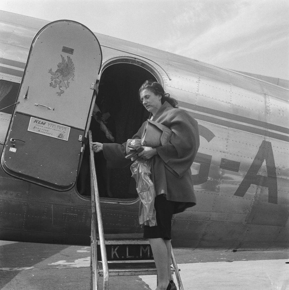 شرکت هواپیمایی « ک.ال.ام» قدیمی ترین شرکت هواپیمایی جهان