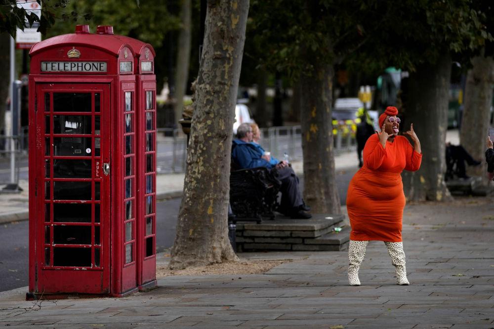 رویدادهای هفته به روایت تصویر مدل لندنی