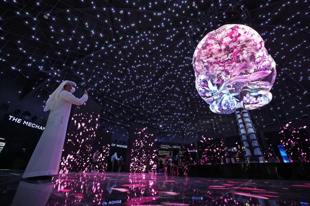 رویدادهای هفته به روایت تصویر غرفه روسیه در نمایشگاه « اکسپو-2020» دبی