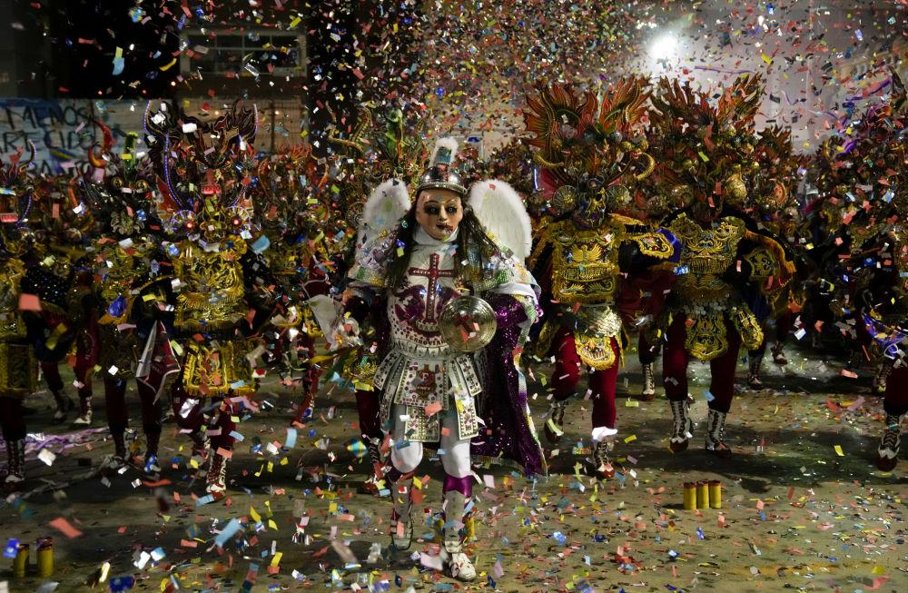 رویدادهای هفته به روایت تصویر فستیوال بولیوی