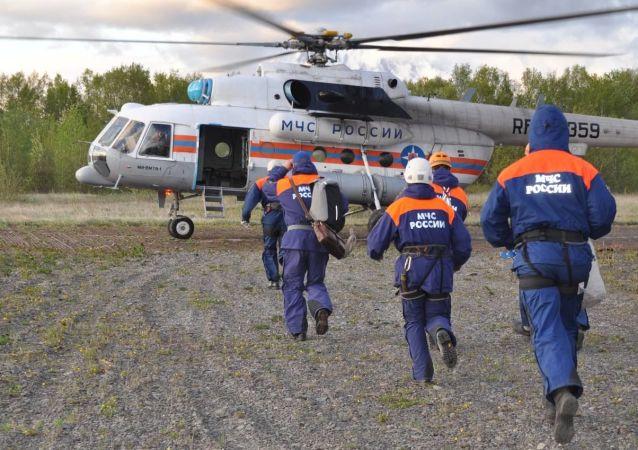 هواپیمای ال-۴۱۰ حامل گروه چتربازان در تاتارستان سقوط کرد
