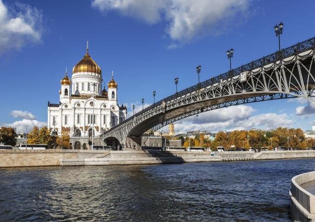 دیدار رهبران مذهبی آذربایجان ، روسیه و ارمنستان در مسکو + عکس  و ویدئو