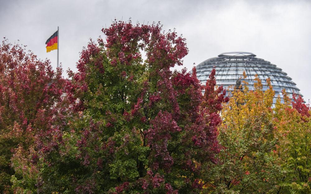 پاییز در برلین