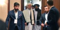 عبدالسلام حنفی، نماینده طالبان پس از سومین نشست فرمت مسکو رایزنی ها درباره افغانستان