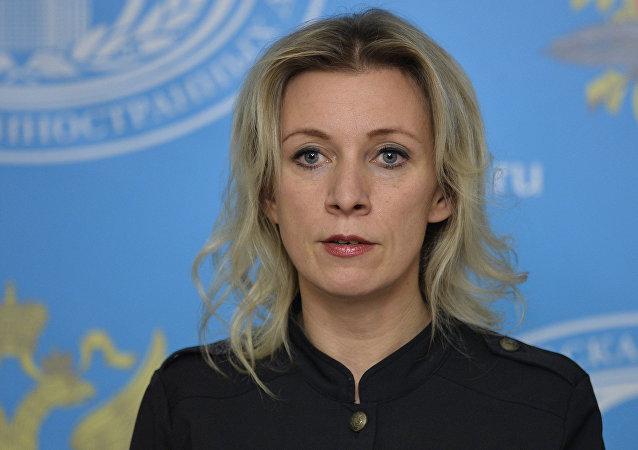 زاخاروا: روسیه از رژیم اسد حمایت نمی کند