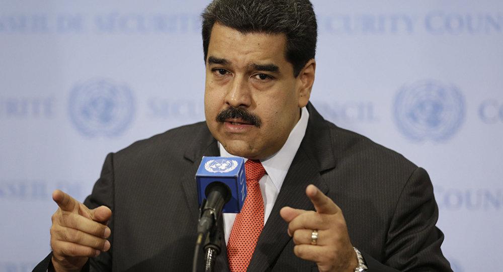 مادورو: آمریکا منابع مالی ونزوئلا را برای خرید واکسن آزاد کند