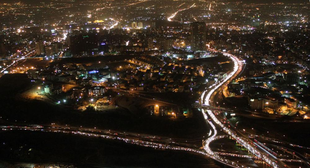 هوای تهران، بغض دارد + ویدئو