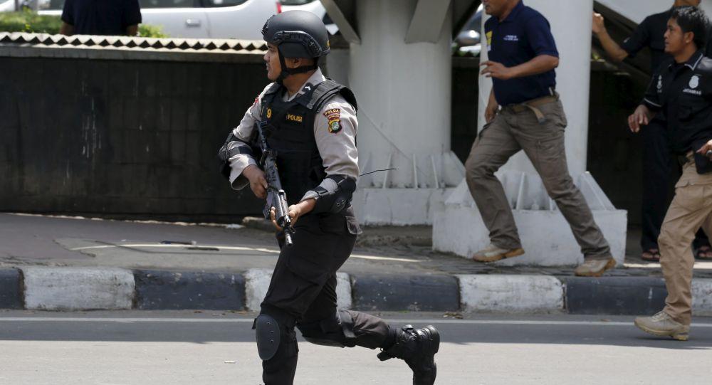 یک افراط گرای مرتبط با داعش در اندونزی کشته شد