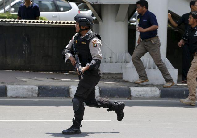 تامین مخارج عملیات تروریستی در اندونزی از سوریه