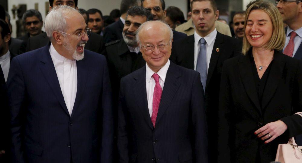 تأییدیه آژانس بین المللی انرژی اتمی از اجرای برجام توسط ایران