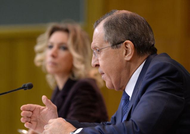 لاوروف: روسیه برای کردهای عراق تسلیحات نمی فرستد