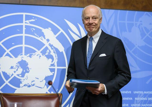 سازمان ملل در انتظار ازسرگیری هرچه زودتر مذاکرات ژنو درباره سوریه است
