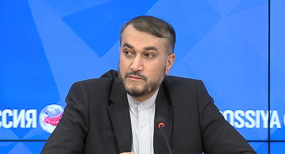 امیر عبداللهیان: در حال بررسی برای بازگشت به مذاکرات وین هستیم