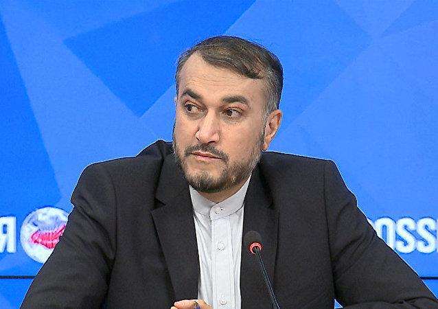 تشکر امیرعبداللهیان از حمایت پوتین برای عضویت ایران در سازمان همکاری شانگهای