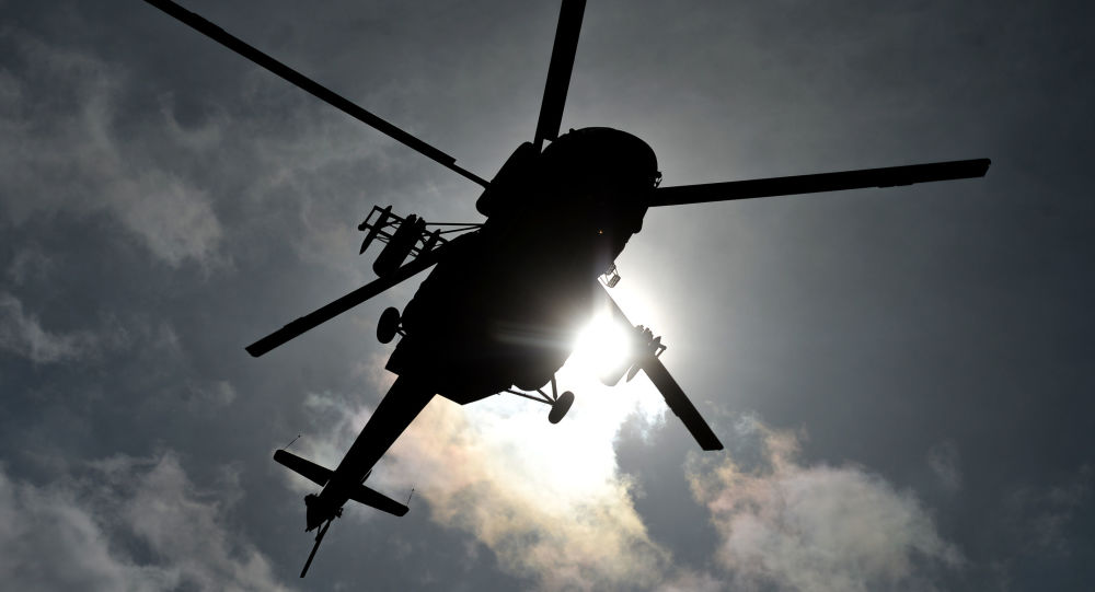 سقوط بالگرد نظامی آمریکا در سواحل یمن