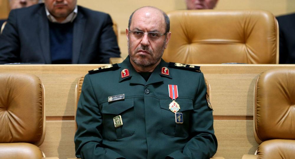 سوء تفاهم در پایگاه نظامی همدان