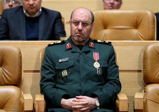 امضای تفاهم نامه همکاری بین وزارت دفاع ایران و عراق