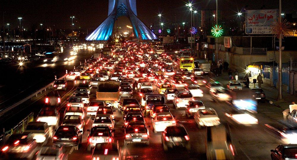 شبگردی در تهران