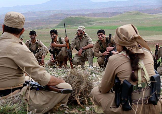 احتمال اعلام فدرالی شدن اراضی تحت کنترل کردها در شمال سوریه