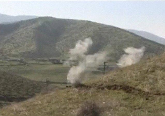 جزئیات اصابت ۵خمپاره جنگ قرهباغ به خاک ایران