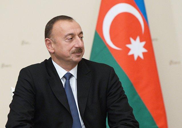 مصاحبه اختصاصی با رئیس جمهور آذربایجان درمورد قره باغ