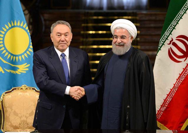 امضای بیش از 60 سند همکاری در سفر رییس جمهور قزاقستان به ایران
