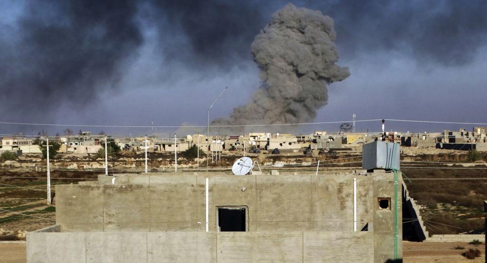 عملیات جنگی در عراق
