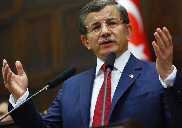 احمد داووداوغلو، نخست وزیر پیشین ترکیه