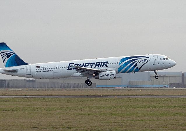 کشف قطعات هواپیمای مصری در جنوب جزیره کارپاتوس یونان