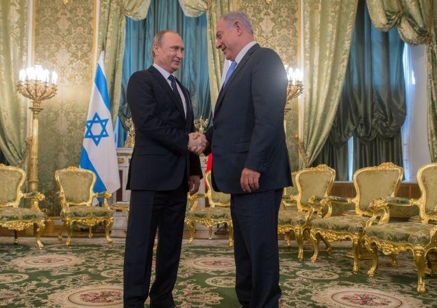 نارضایتی پوتین از عدم ترجمه سوال وزیر برای نتانیاهو