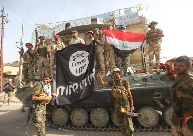 کشته شدن یکی از سرکردگان خطرناک داعش در عراق