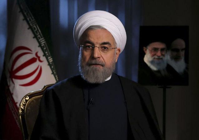 روحانی:  تحریم ها علیه ایران  تا پایان 2015 لغو خواهند شد