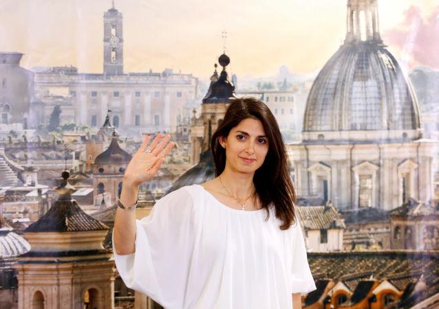 برای اولین بار یک زن شهردار رم شد